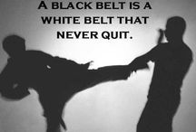 Martial arts / by Karen Rountree
