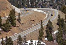 Road Trips - CO Colorado USA / #Road Trips #Colorado / by Evelyn Kelley