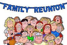 DIY Family Reunion / by Evelyn Kelley
