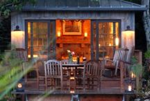 the cottage / How to make a cottage a home.