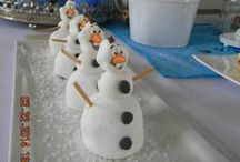 Frozen Birthday Party / by Finnegan and The Hughes
