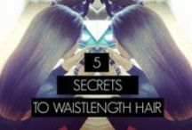 H E A L T H Y  H A I R C A R E  T I P S / Healthy Hair Tips / by LoveYourTresses