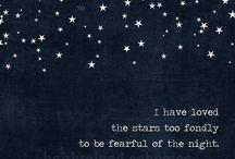 Stars / {I keep my heart among the stars} / by Alannah Newcomer