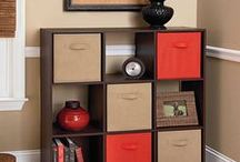 Organize / Time to get organized! Check out tips & products on how to keep your clutter under control!
