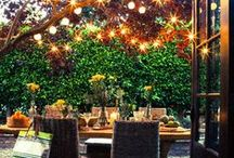 Garden Party / Outdoor party ideas / by Denver Realtor | Olivia Maddox
