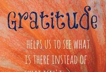 Be Full of Thanks and Giving!