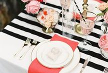 Table Setting / Inspiring ideas to get your dining table ready for any occasion.