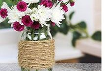 Spring Fling / Get creative with these fun & simple Spring #DIY projects!
