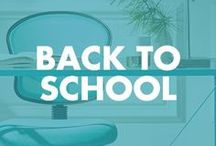 Back to School / Check out these great products and ideas to make going back to school easier.
