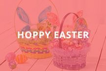 Hoppy Easter! / Whether you're planning a pretty picnic, building baskets for your loved ones, or hosting an all-out Easter egg hunt, Big Lots has all the necessities.  / by Big Lots