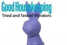 Good Housekeeping Tried and Tested Vibrators / Find out which scored top in The Good Housekeeping Institute  vibrators test. 270 women can't be wrong!