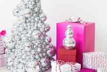 Occasions: WINTER Holidays / Craft projects and ideas for arranging your space for Hanukkah, Christmas, and New Year's