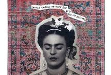 frida. / by Roxanne Coble // By Bun