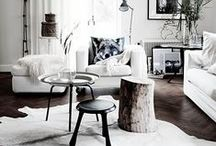 INTERIORS / Layouts and decor that catches my eye