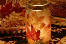 Autumn by Design / Autumnal decorating, party and recipe ideas / by Sarah Marie Bee