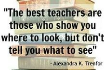 TEACHING TIPS / It's not just a job...it's a new experience everyday! / by Josette Macaluso