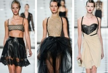 Runway: Spring/Summer 2013 / Must-haves from Fall Fashion Week 2012 / by Marisa Martinez