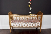 BABY A :: NURSERY / baby nursery, kids nursery, how to style a baby nursery / by Amy Anderson   // Parker Etc