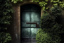 Entrance / by Heather O'Brien