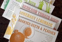 Pretty Paper / From invitations to business cards and everything in between