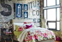 Interiors / Design & Decorating Inspiration