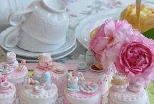Tea Party / by Stephanie Simpson