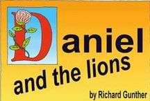 Bible Character: Daniel / Crafts/Lessons about Daniel, the lions, and his friends and King Neb... / by Karen Jensen