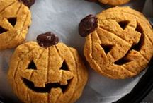 halloween & fall baking / halloween baking & favorite fall tricks and treats