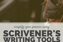 All About Scrivener