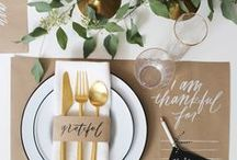 THANKSGIVING ENTERTAINING WITH JCPENNEY / Favorite items to use, wear, & decorate with this holiday season in partnership with @JCPenney! #soworthit