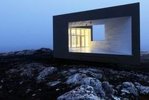 Architectural Creations / beautiful, airy exteriors  / by Susanne Friedrich