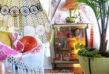 Home Decor Boho Theme