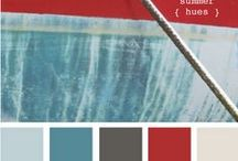 Color Palettes / by michelle berkey