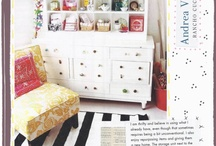 Rooms I Love / by Dondra @ Upcycle-This