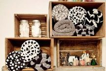 Get Organized / by Dondra @ Upcycle-This