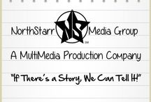 NorthStarr's Social Sites / NorthStarr Media Group's about.me site.  All of our social sites are housed here.