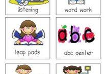 Kindergarten Language Arts / by KimberlyF