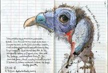 Art Calendars & Visual Journal