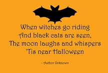 Halloween   / by Karen Harrison