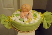 Baby shower / by Rhiannon McKinney