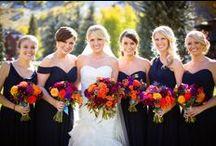 Fall Weddings in Aspen / Grand fall weddings in Aspen--inspiration