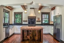 kitchens / by Marcelle Guilbeau