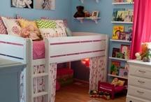 Maybelline's big girl room
