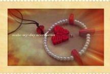 faux bijoux -Lina- / handmade jewelries