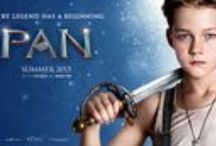 Pan / Offering a new take on the origin of the classic characters created by J.M. Barrie, the action adventure follows the story of an orphan who is spirited away to the magical Neverland. There, he finds both fun and dangers, and ultimately discovers his destiny—to become the hero who will be forever known as Peter Pan.
