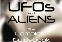 OUR UFO & ALIENS BOOK / Sea Raven Press book about UFOs. For more information or to purchase, visit our Webstore: www.SeaRavenPress.com