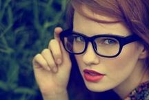Ladies Eyewear & Sunglass Inspiration