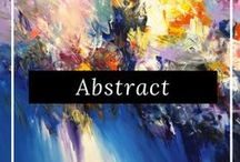 Abstract Art / Discover the latest abstract art and explore a world of colour and movement with art from our talented artists around the world, only on FineArtSeen. Enjoy the Free Delivery.