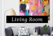 Living Room Ideas / Discover new ways to decorate your living room and home interiors with original art from our talented artists around the world, only on FineArtSeen. Enjoy the Free Delivery.