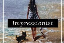 Impressionist Art /  Discover the latest impressionist art from our talented artists around the world, only on FineArtSeen. Our collection includes beautiful impressionist landscapes paintings, fine art photography and more. Enjoy the Free Delivery.